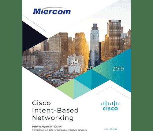 Cisco Digital Network Architecture Performance Verified -